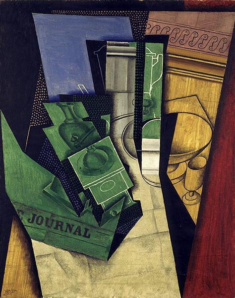 Cubisme pompidou