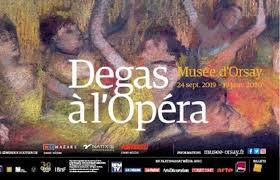 Degas a l opera