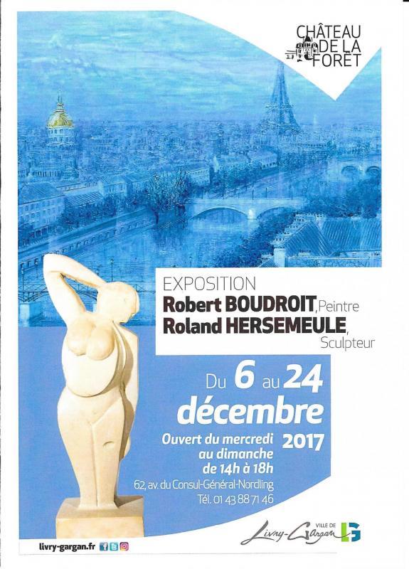 Exposition robert boudroit dec 2017