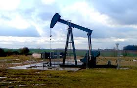 Puits petrole