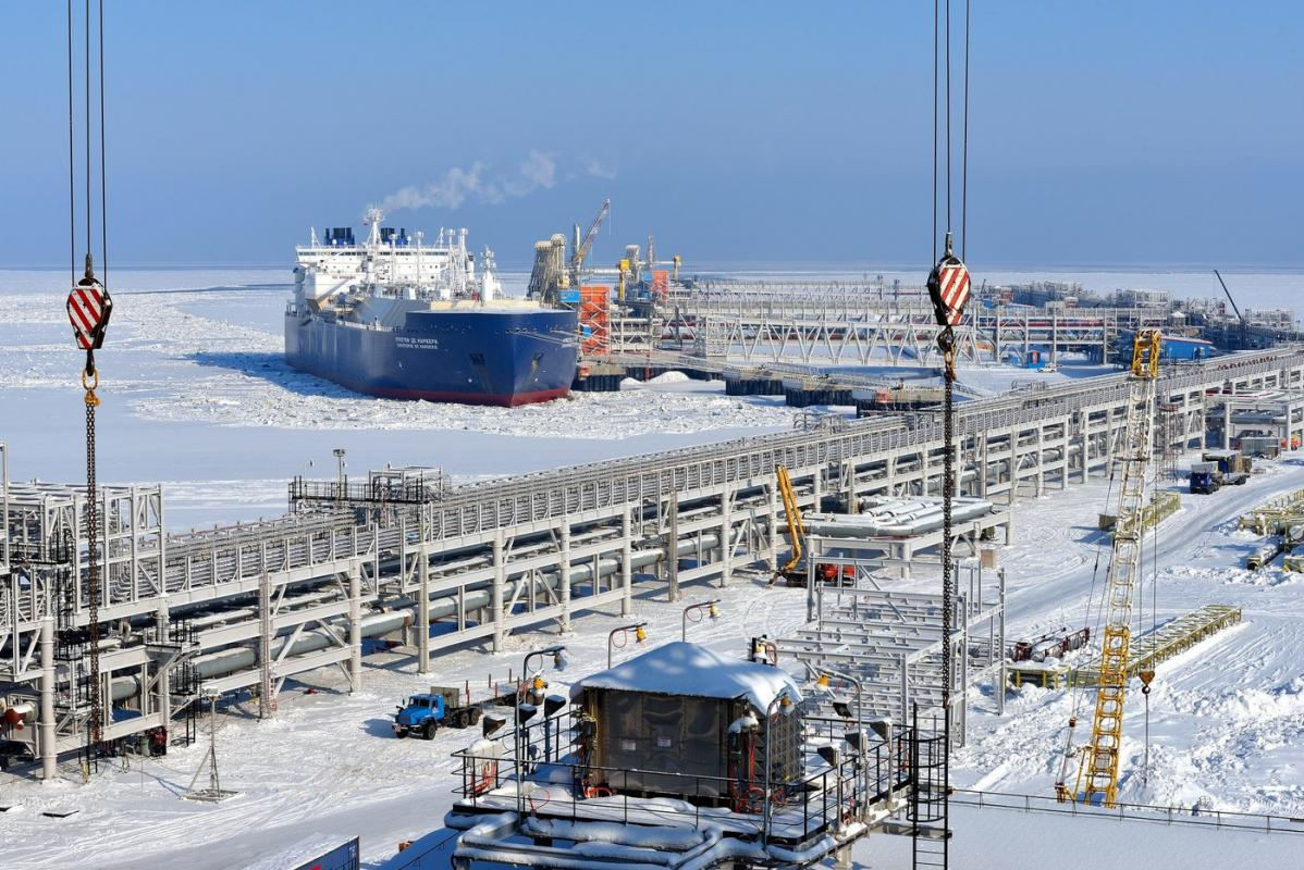 Yamal lng produira 26 milliards metres cubes lequivalent tiers consommation francaise 0 1399 935