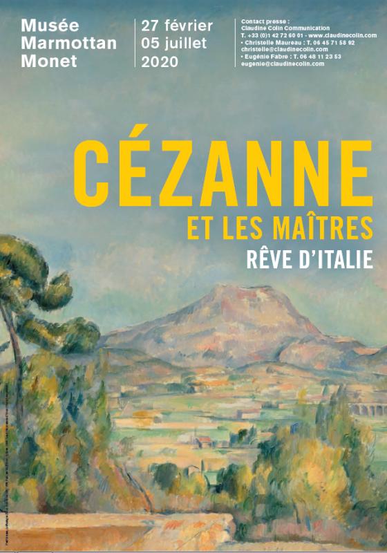 Cezanne et le smaitres d italie