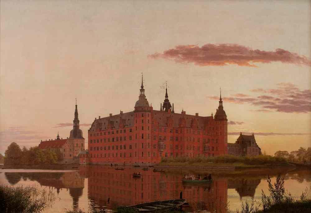 Peinture danoise age d or
