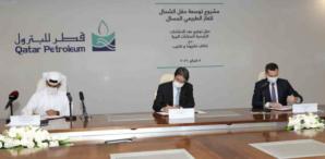 Signature contrat qatar